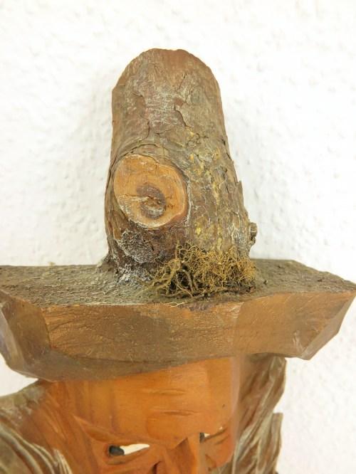 Bild 6 von 60er Holzfigur als Bild Almöl