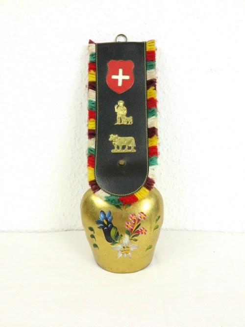 Bild 1 von 70er Schweizer Kuhglocke