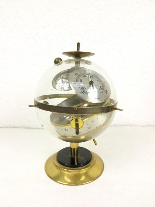 Bild 6 von 60er Wetterstation als Glasglobus