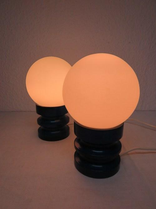Bild 5 von 70er Nachttischlampen Paar