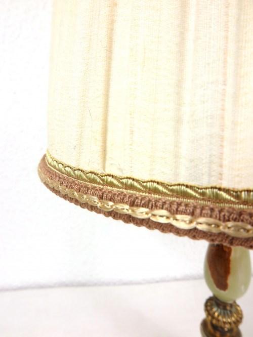 Bild 3 von 70er Tischlampe Alabaster
