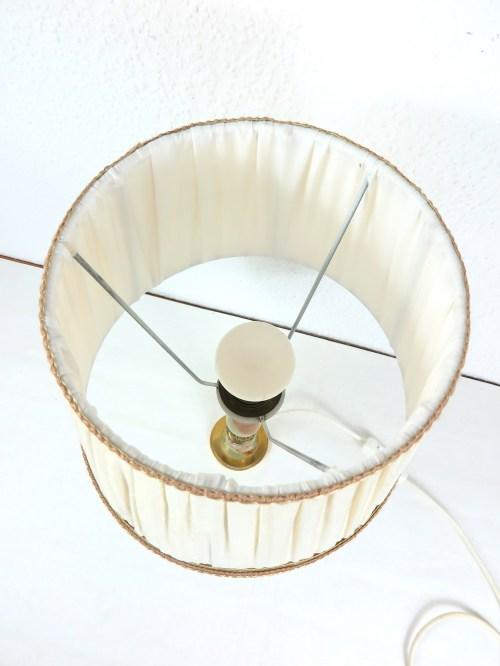 Bild 6 von 70er Tischlampe Alabaster