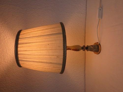 Bild 7 von 70er Tischlampe Alabaster