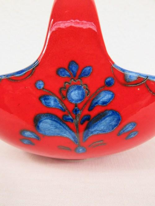 Bild 6 von 70er Konfekt Körbchen Keramik