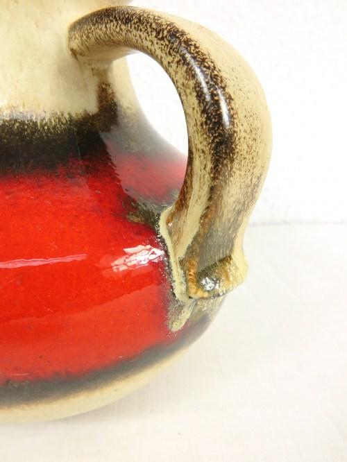 Bild 4 von 70er Vase mit Henkel