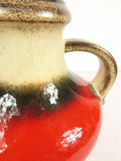 Bild 5 von 70er Vase mit Henkel