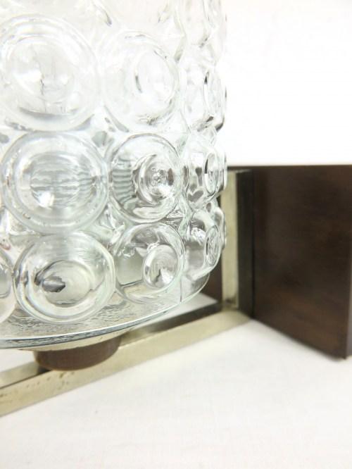Bild 3 von 60er Wandlampe Zweiflammig