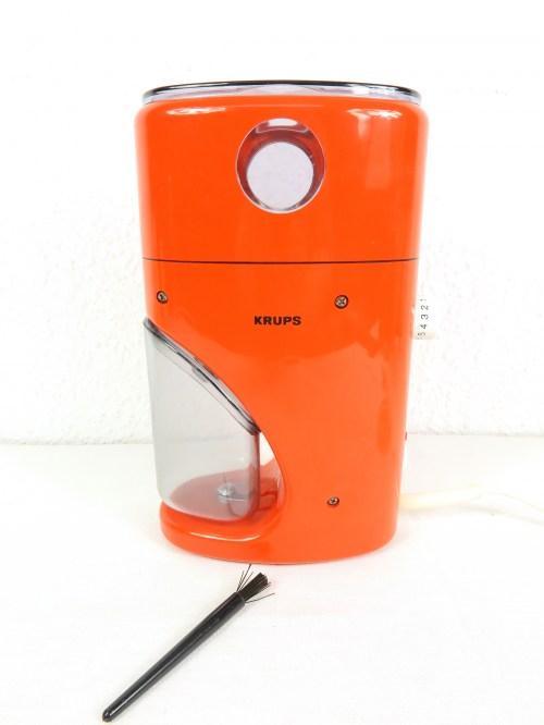Bild 1 von 70er Kaffeemühle orange