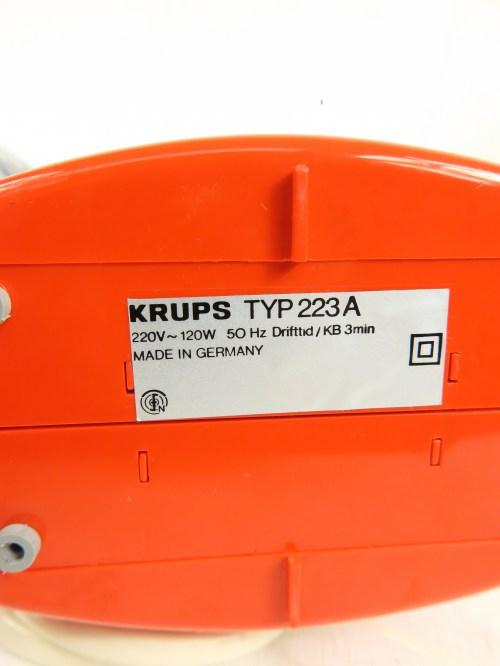Bild 6 von 70er Kaffeemühle orange