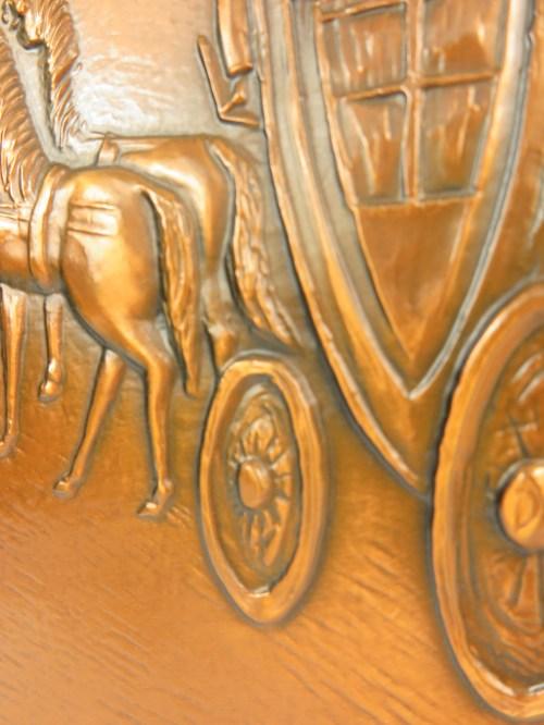 Bild 5 von 60er Kupferbild Handgearbeitet