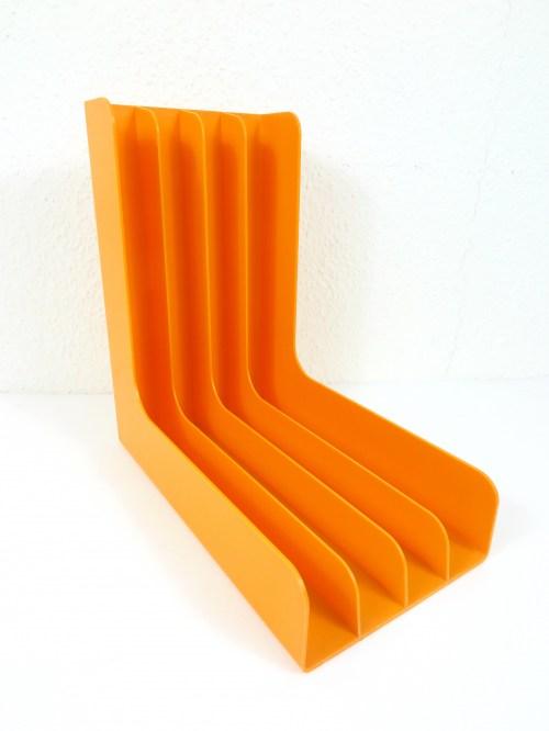 Bild 1 von 70er Plattenständer Orange