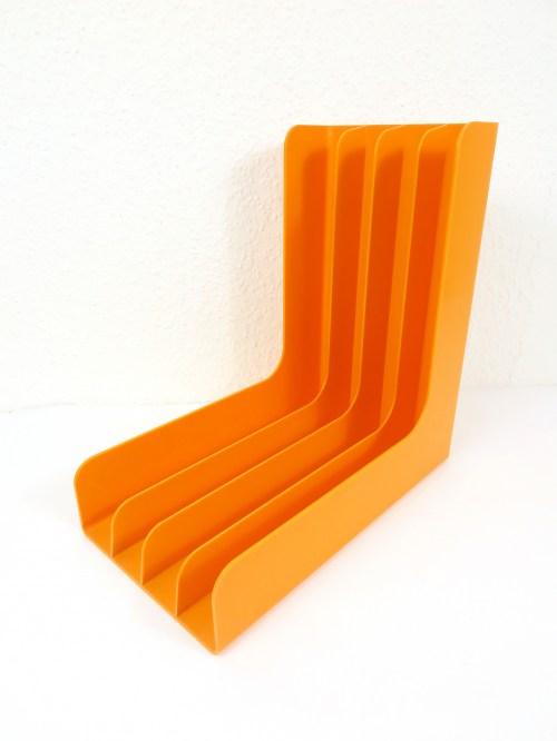 Bild 2 von 70er Plattenständer Orange