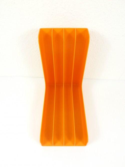 Bild 3 von 70er Plattenständer Orange