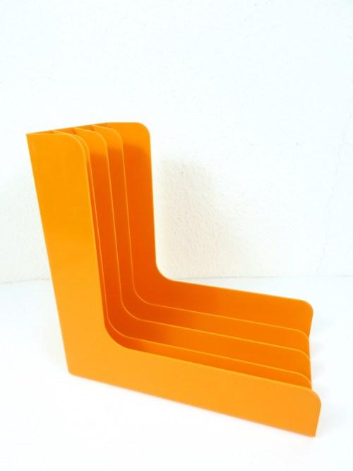 Bild 4 von 70er Plattenständer Orange