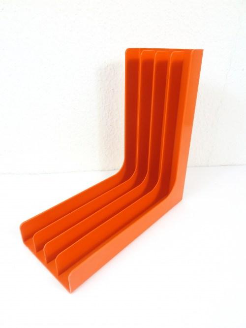 Bild 2 von 70er Plattenständer Orange Gustavberg