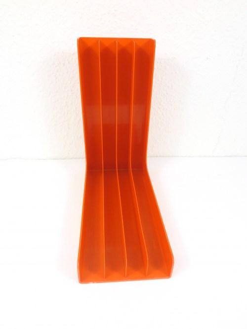 Bild 3 von 70er Plattenständer Orange Gustavberg