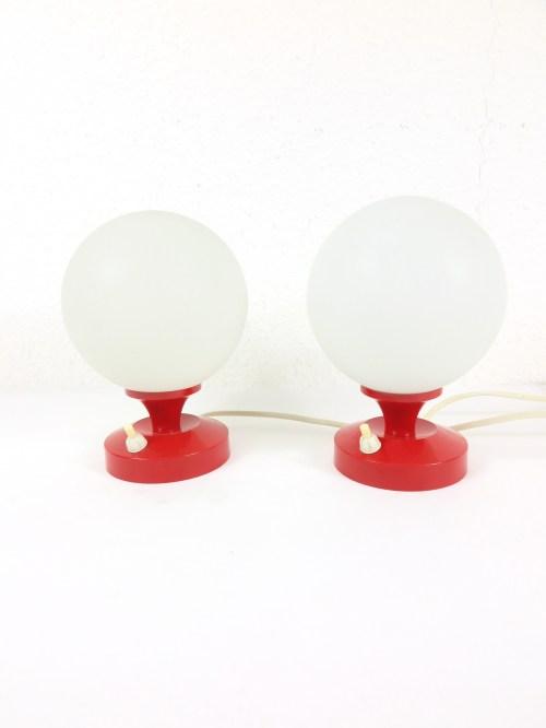 Bild 1 von 70er Nachttischlampen
