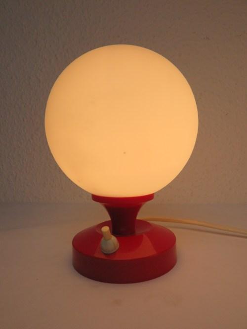 Bild 6 von 70er Nachttischlampen