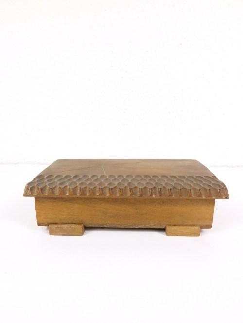 Bild 2 von 70er Holzdose