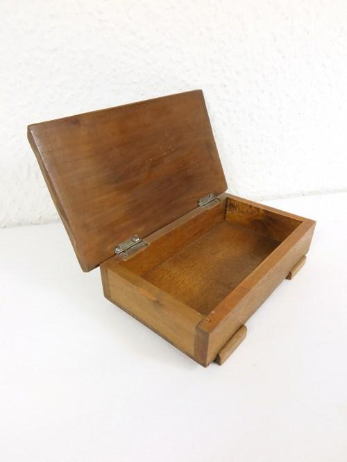 Bild 4 von 70er Holzdose
