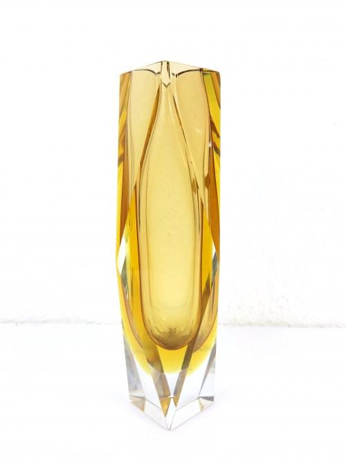 Bild 1 von 60er Murano Vase mit Original Ettikett