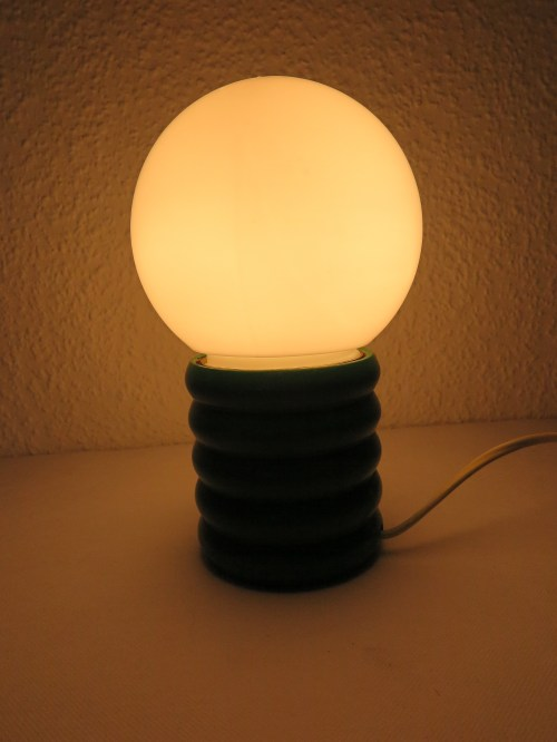 Bild 6 von 70er Nachttischlampe