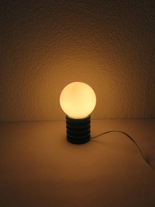 Bild 7 von 70er Nachttischlampe