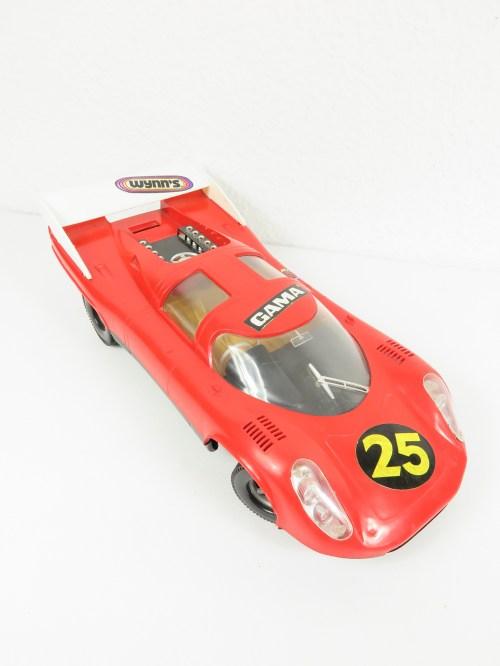 Bild 1 von 80er Spielzeugauto Porsche 917