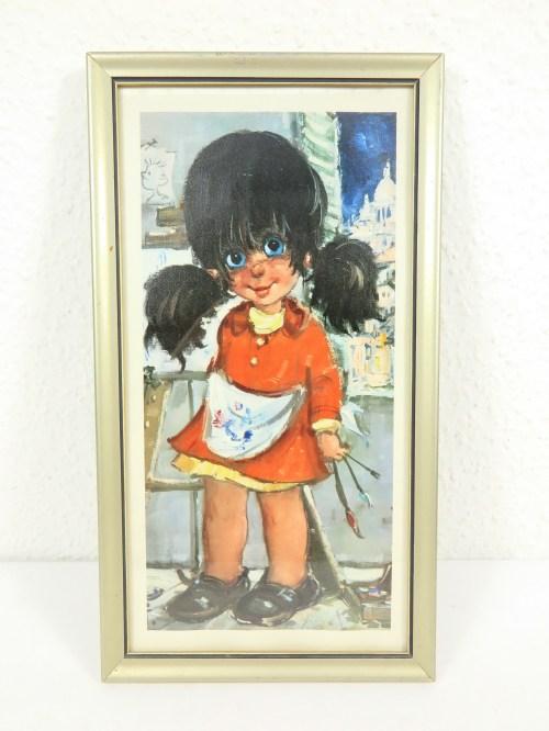 Bild 1 von 70er Bild Mädchen