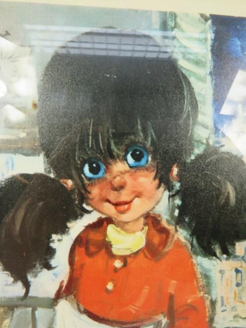 Bild 2 von 70er Bild Mädchen