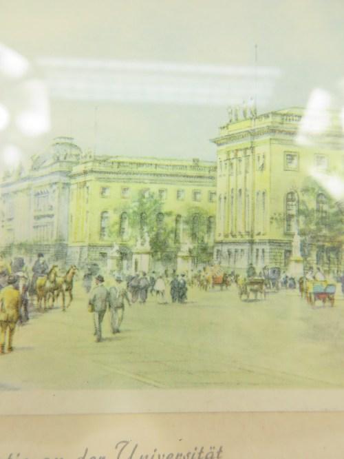 Bild 4 von 60er Bild Das alte Berlin Universität