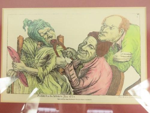 Bild 3 von Alte Radierung Zahnarzt