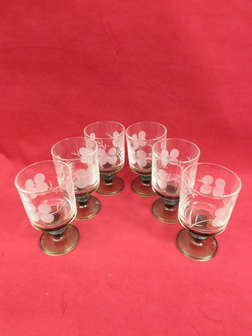 Bild 2 von 70er Rotweingläser