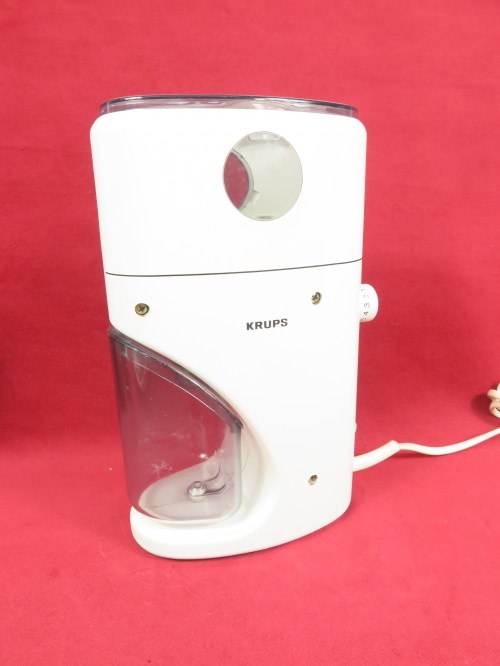Bild 1 von 80er Krups Kaffeemühle