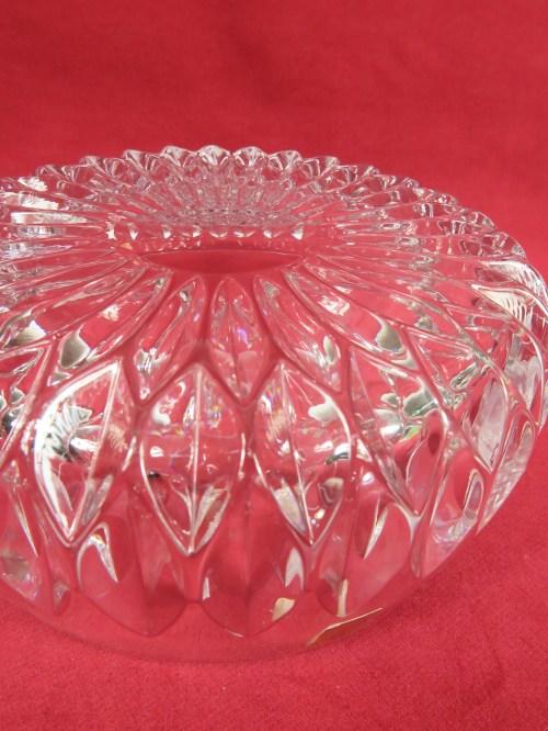 Bild 4 von 70er Salatschüssel Bleikristall