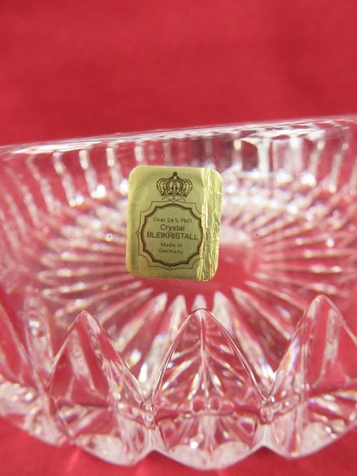 Bild 6 von 70er Salatschüssel Bleikristall