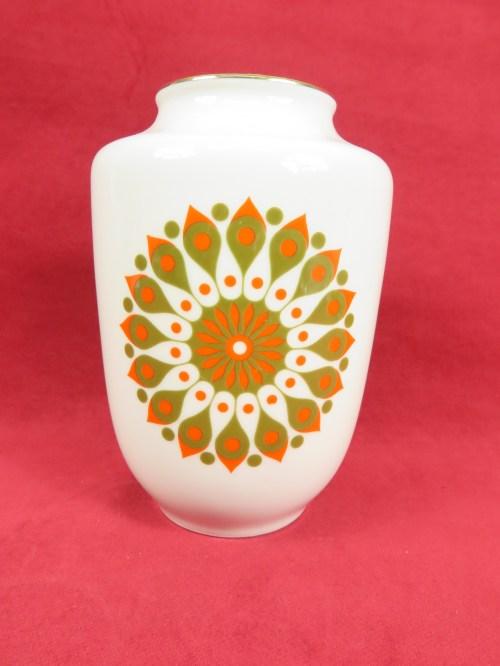 Bild 1 von 70er Vase PMR Porzellan