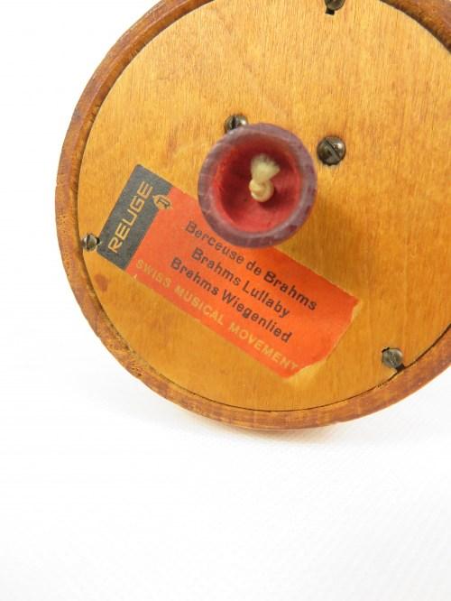 Bild 4 von 50er Spieluhr Glocke