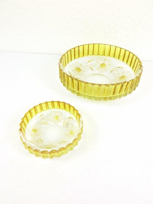 Bild 3 von 70er Schale mit Dessertschälchen
