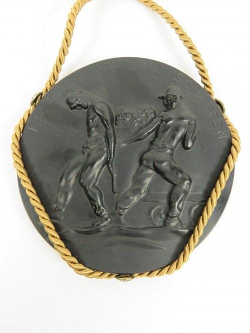 Bild 2 von 60er Bergarbeiter Medaille
