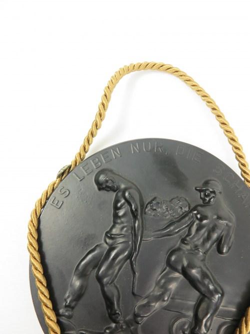 Bild 6 von 60er Bergarbeiter Medaille