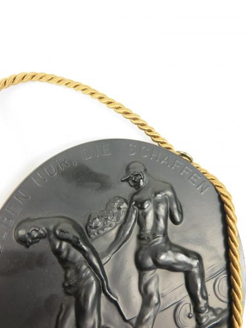 Bild 7 von 60er Bergarbeiter Medaille