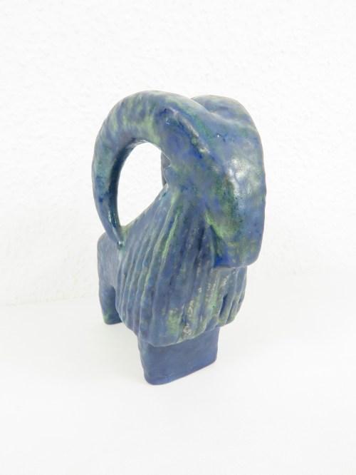 Bild 3 von 70er Keramik Widder