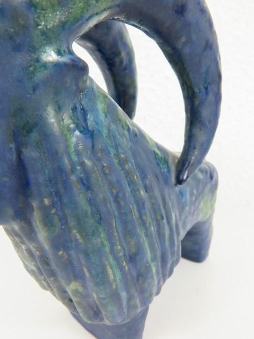 Bild 5 von 70er Keramik Widder