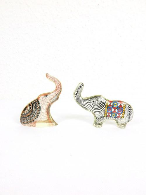 Bild 1 von 70er Elefanten Figuren