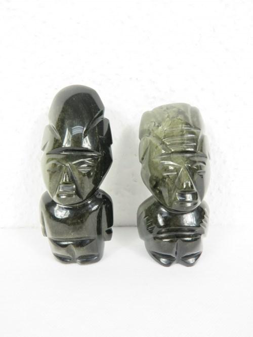 Bild 1 von 70er Maya Figuren Jade