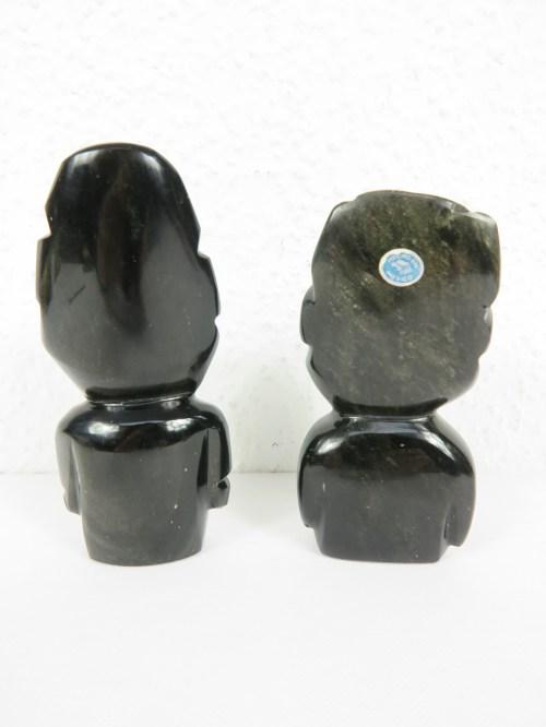 Bild 4 von 70er Maya Figuren Jade