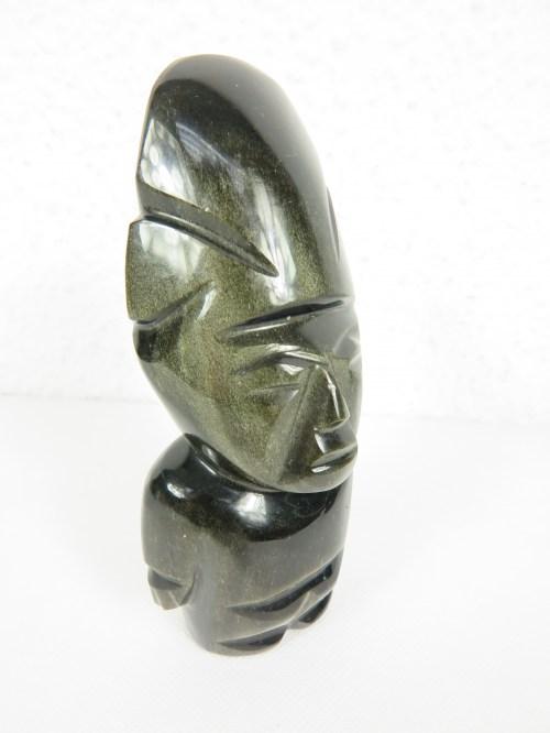 Bild 7 von 70er Maya Figuren Jade