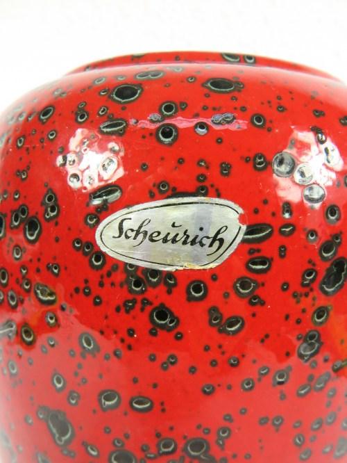 Bild 4 von 70er Bodenvase Scheurich