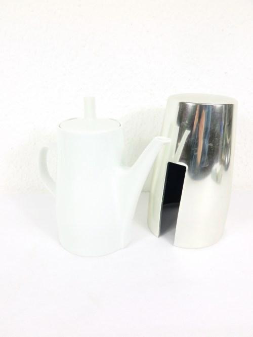Bild 1 von 60er Thermo Kanne Kaffeekanne Melita